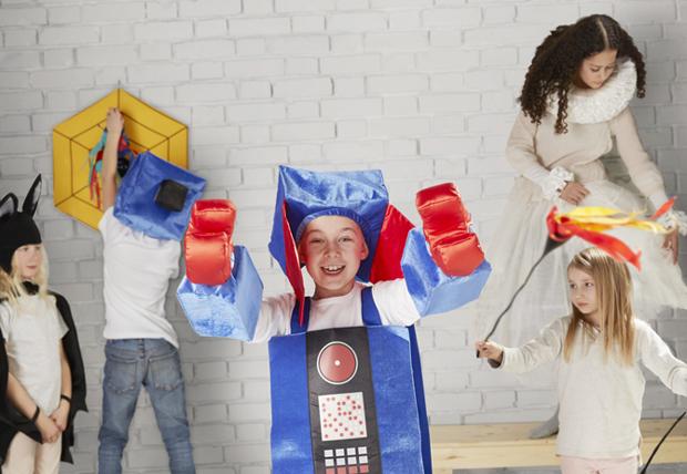 Disfraces de Ikea para niños CharHadas