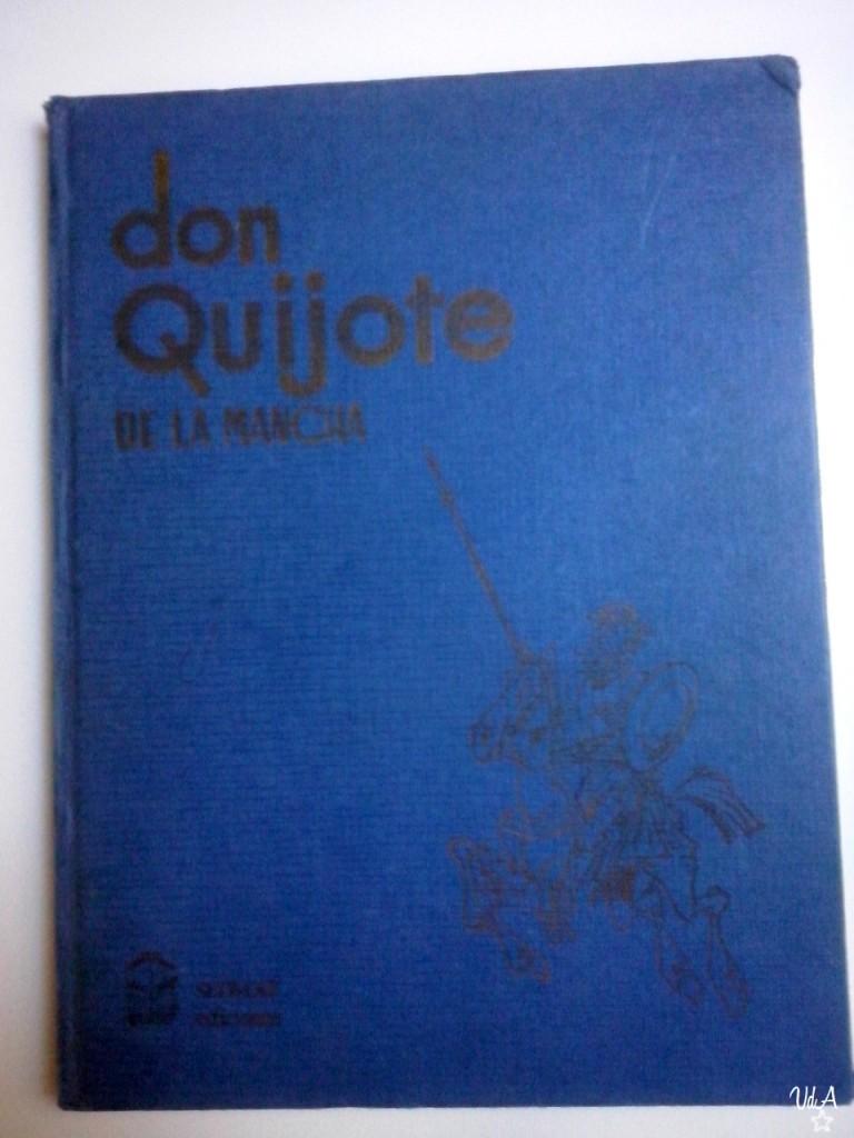 Mi primer libro de don Quijote y de eso ya hace algún tiempo...