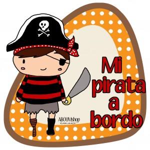 Mi pirata a bordo