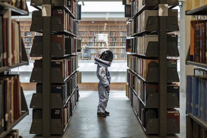 astronauta niño 3