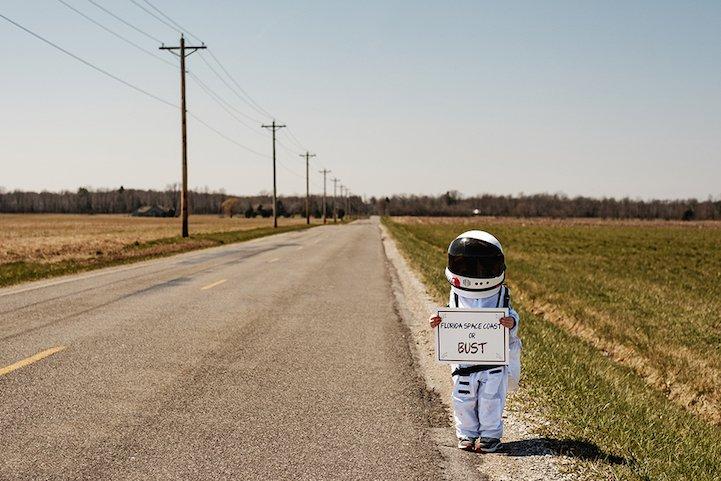 astronauta niño 8