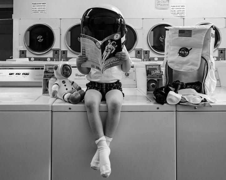 astronauta niño 12