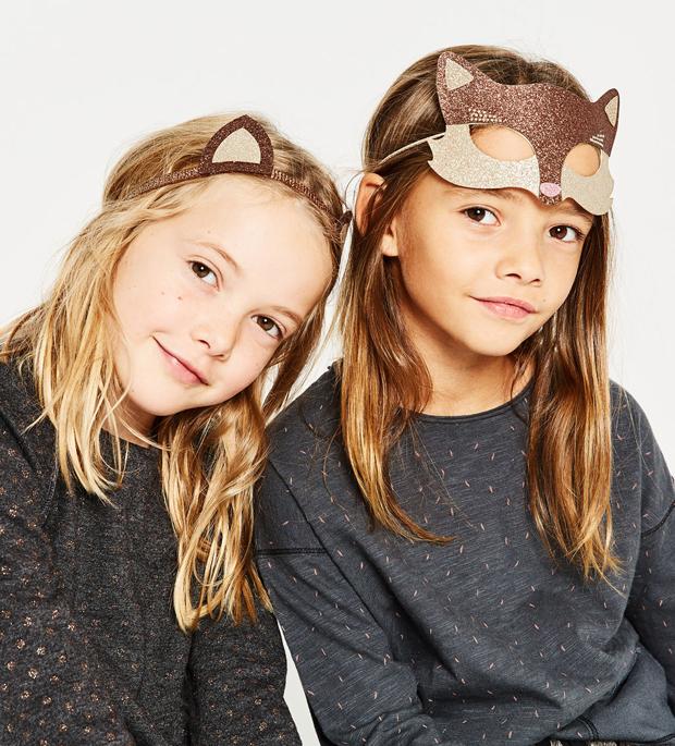 Nueva colección Halloween Zara Kids