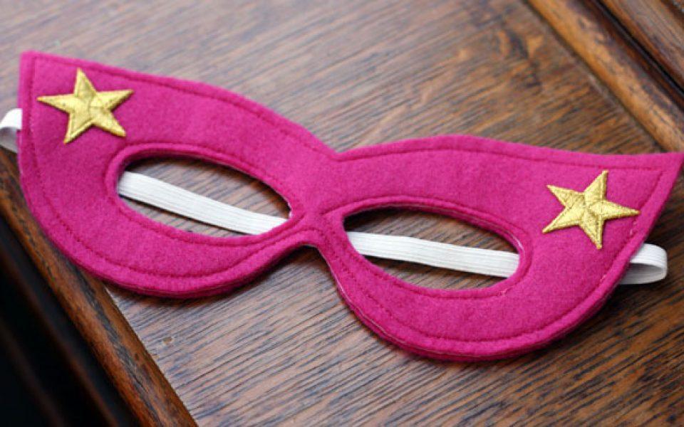 Como Hacer Una Mascara De Superhéroes Para Niños Charhadas