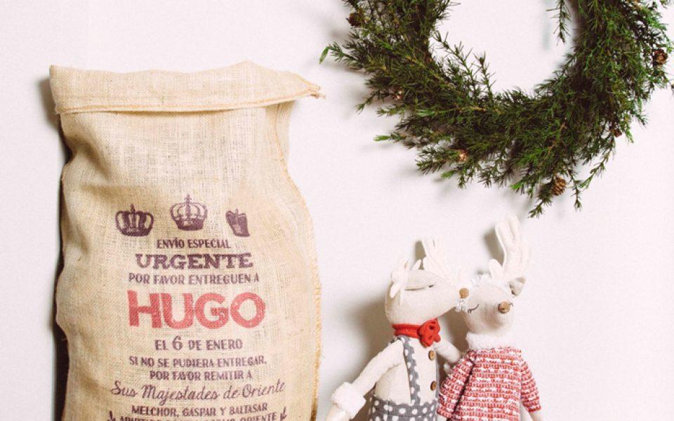 11a9eca68 Navidad y Reyes están a la vuelta de la esquina y este año los regalos  podrán llegar a vuestras casas en un auténtico Xmas Bag ...