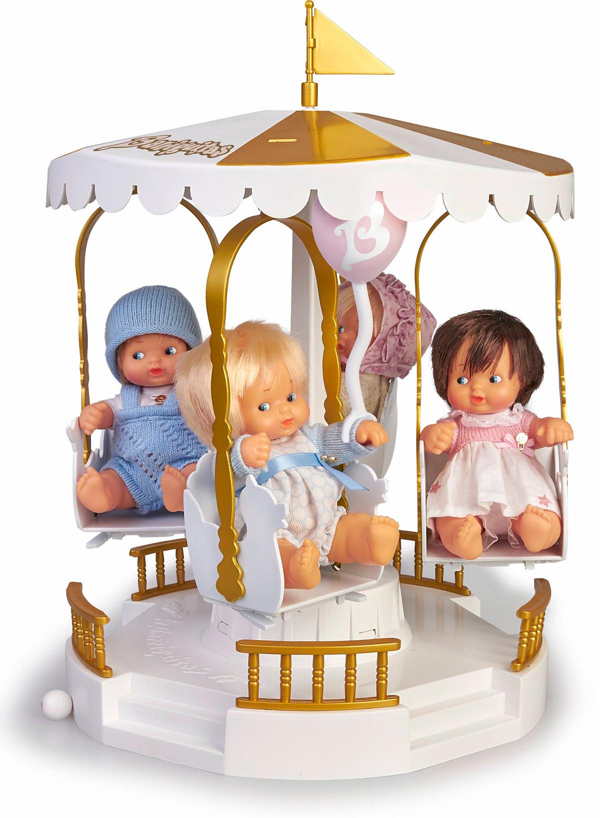 Vuelve a tu infancia con el Carrusel de Barriguitas