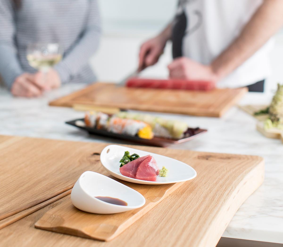 Las vajillas ?gourmet? de CookPlay