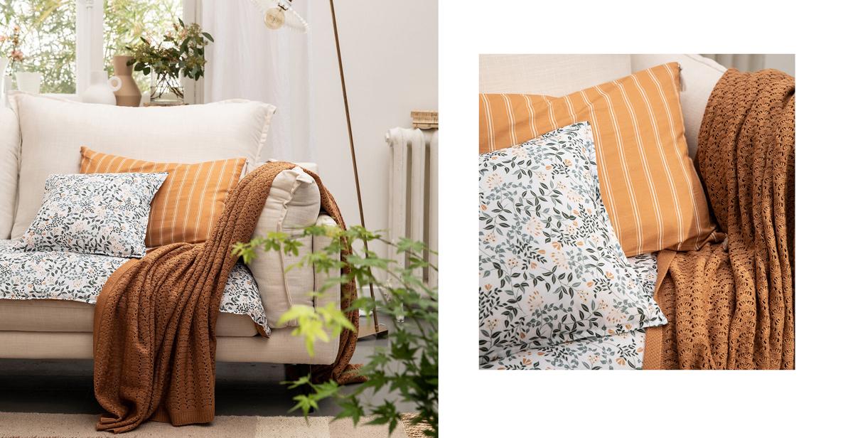 Textiles para una casa ¡de primavera!