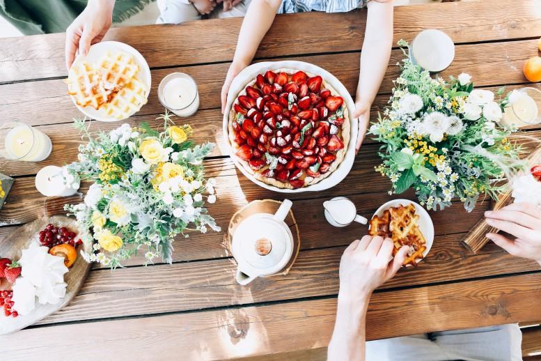 Tres planes para celebrar el día de la madre en casa