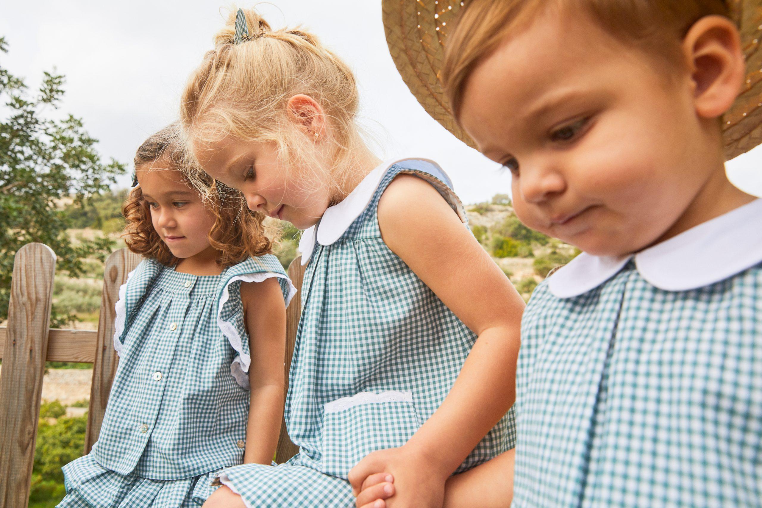 Be Mae Kids: la moda sostenible para niños que nos encanta