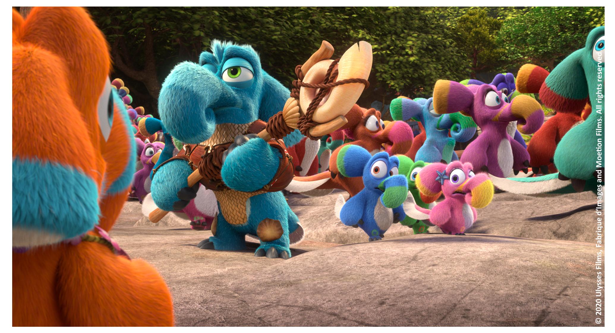 """Nos vamos al cine con «¡Upsss 2! ¿Y ahora dónde está Noé""""»"""